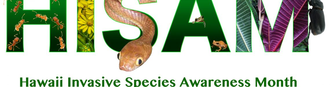 2018 Hawaiʻi Invasive Species Awareness Month