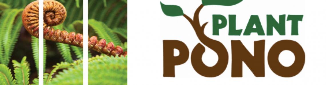 Plant Pono website